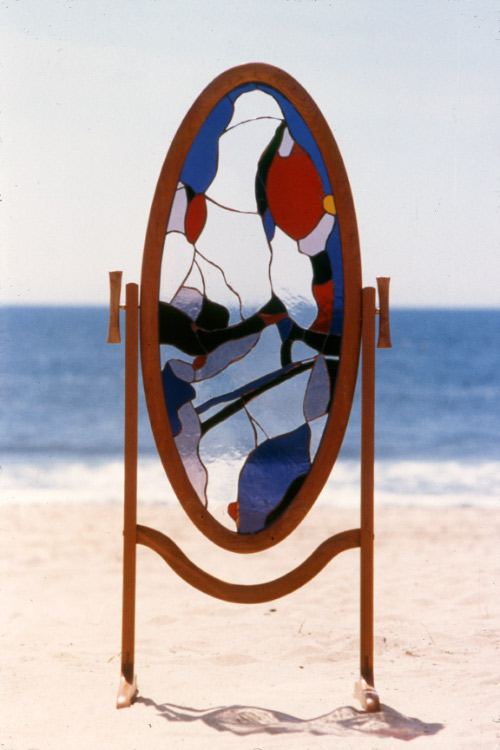 Emily Liss Stained Glass Example - Hampton Glass